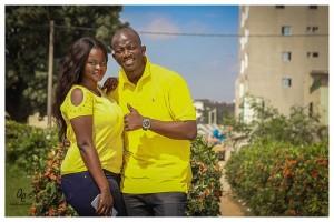 Fatou et Nathan / AbidjanEvents