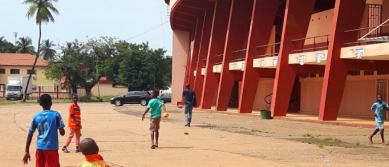 Article : Mara'CAN 2019, les éléphants Maracaniers sont à Conakry